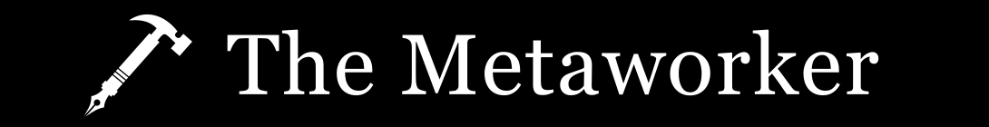 The Metaworker Literary Magazine